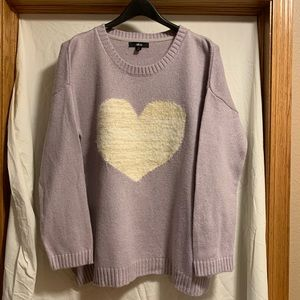 Ellos lavender sweater